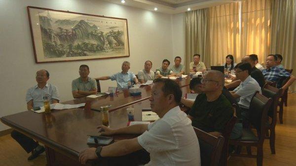 县人大常委会专题学习《中华人民共和国退役